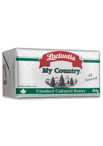 Lactania Butter Unsalted