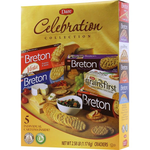 Breton Cracker's Mix Box