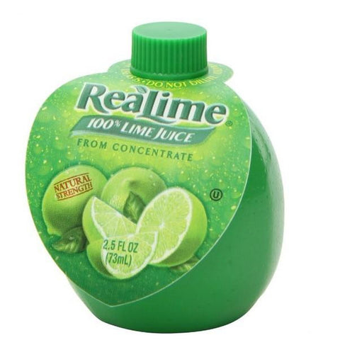 Lime Juice Small Bottle