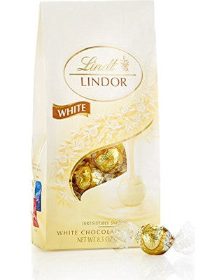Lindor Lindt White Chocolate Pack