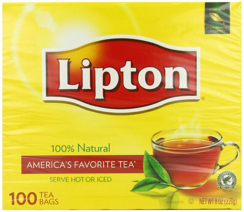 Lipton Tea Box