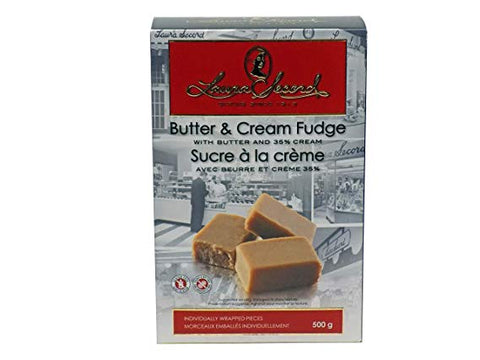Laura Second Butter and Cream Fudge