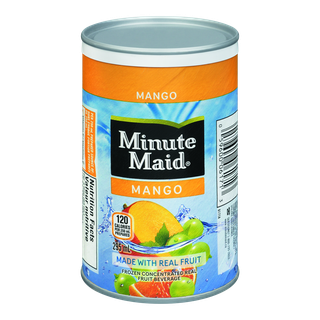 Minute Maid, Mango