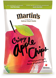 Martin's Crispy Apple Chips