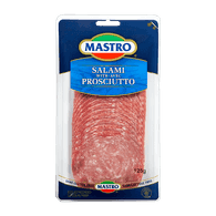 Mastro Salami and Prosciutto