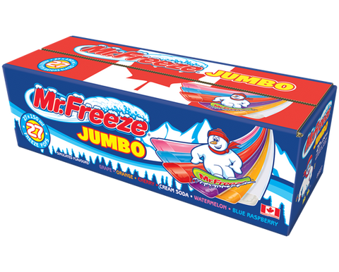 Mr.Freeze Jumbo Frozen Packs