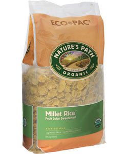 Nature's Path Cereal Millet Rice