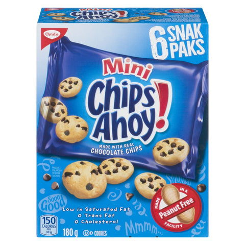 Mini Chips Ahoy! Individual Bags