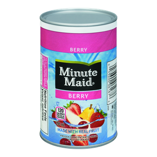 Minute Maid, Berry