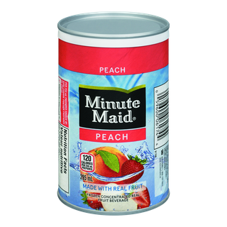 Minute Maid, Peach