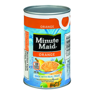 Minute Maid, Orange