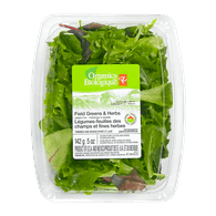 Organic Mix Lettuce Box or Bag