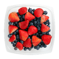 Strawberry And Blueberry Mix Tray