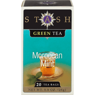 Moroccan Green Tea Stash