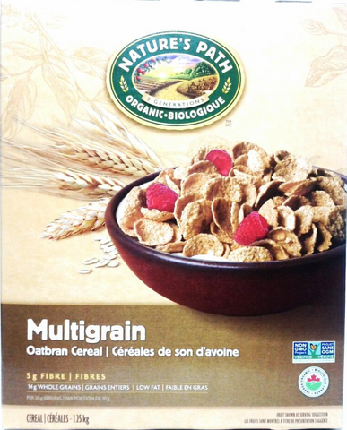 Nature's Path MultiGrain Cereal Jumbo