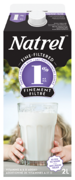 Natrel Fine Filtered Milk 1%