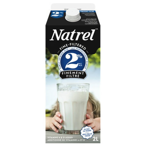 Natrel Fine Filtered Milk 2%