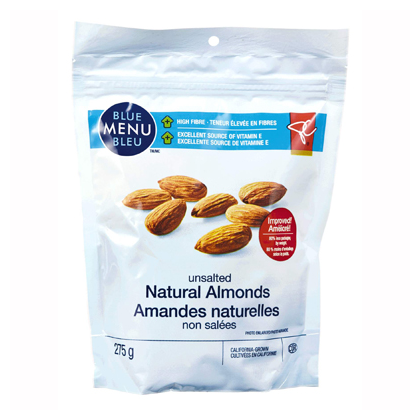 Natural Almonds Pc