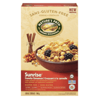 Nature's Path Cereal Sunrise Crunchy Cinnamon Gluten Free