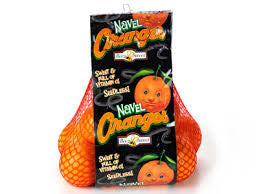 Bag of Navel Oranges