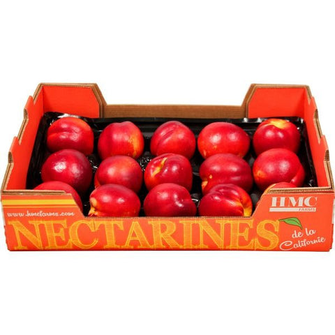 Pack of Nectarines