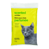 No Name Scented Cat Litter