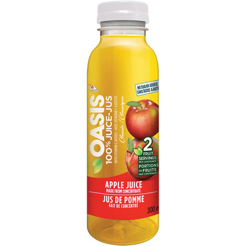 Oasis Apple Juice Bottles Pack