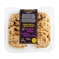 Farmer's Market Oatmeal Raisin Cookies