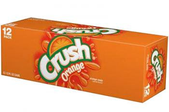 Orange Soda Crush