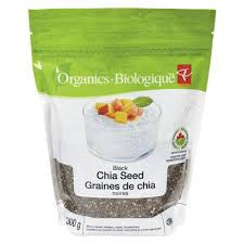 PC Organic Chia Seeds