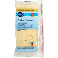 PC Blue Menu Swiss Sliced Cheese