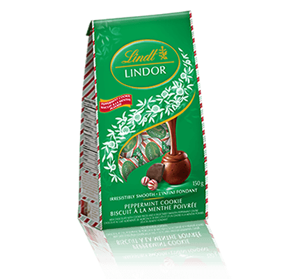 Lindor Lindt Peppermint Chocolate Pack