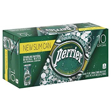 Perrier Slim Cans Original