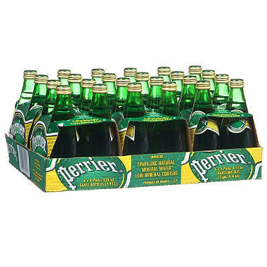 Perrier 24 Pack Glass