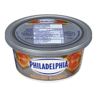 Philadelphia Salmon Cream Cheese