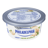 Philadelphia Herb and Garlic Cream Cheese