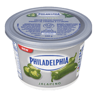 Philadelphia Jalapeno Cream Cheese