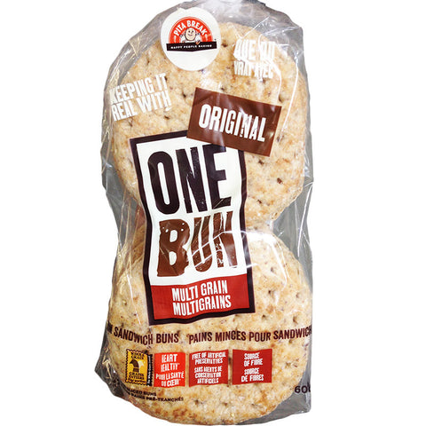 Okery Bakery One Bun Multi grain Pita Bread