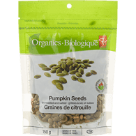 PC Organic Pumpkin Seeds