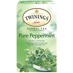 Pure Peppermint Twinings Tea