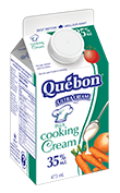 Cream Quebon (35%)