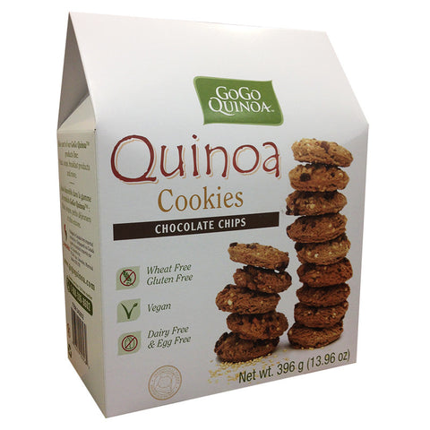 GoGo Quinoa Chocolate Cookies