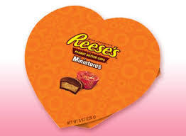 Reese Chocolate Hearts