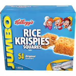 Rice Krispies Jumbo Squares