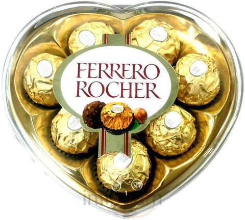 Ferrero Collections Hearts