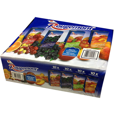 Rougemont Juice Boxes