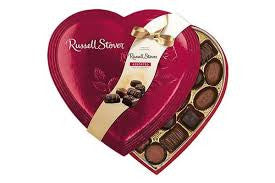 Russell Stover Hearts