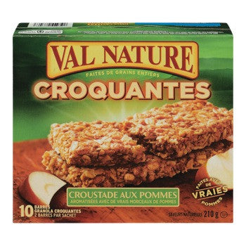 Nature Valley Bars Apple Crusty