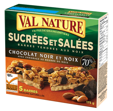 Nature Valley Bars Dark Chocolate and Nuts
