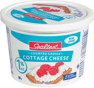 Sealtest 1% Cottage Cheese Pack